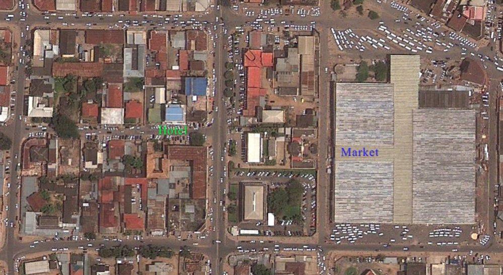 Bujumbura Covered Market - Part 1 (2010) (1/3)