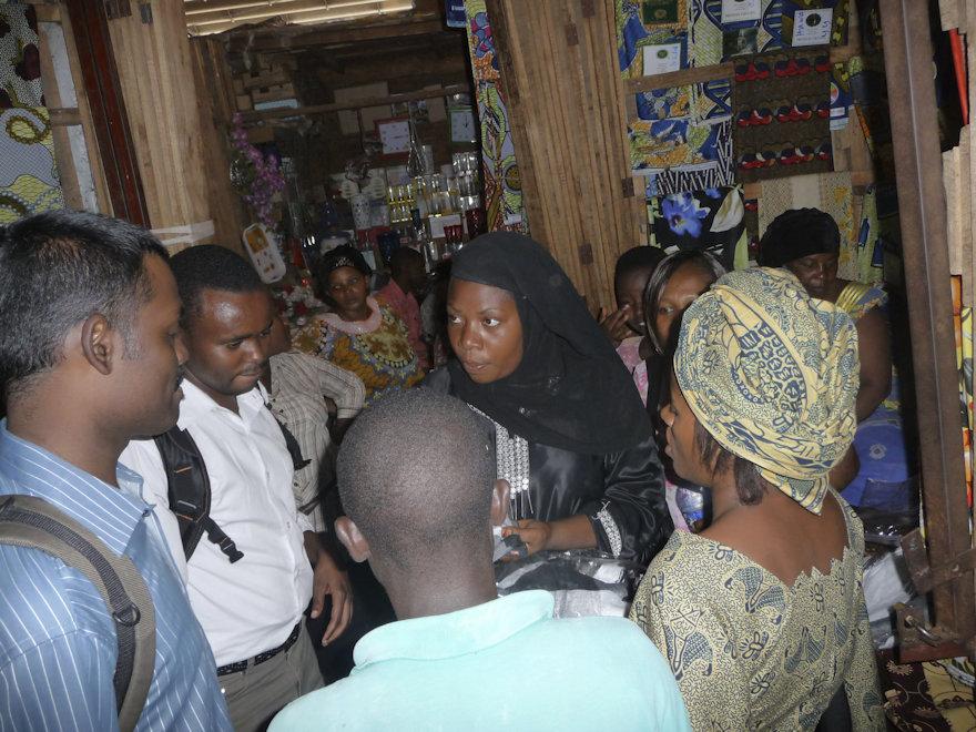 Bujumbura Covered Market - Part 1 (2010) (2/3)