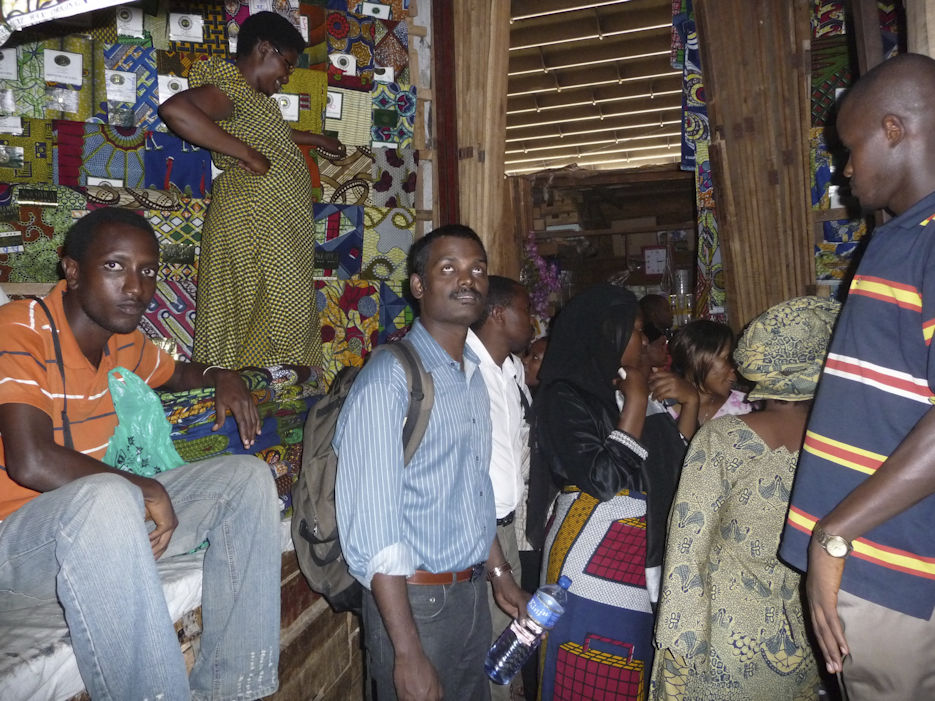 Bujumbura Covered Market - Part 1 (2010) (3/3)