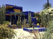 Jardin Yves Saint Laurent