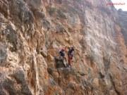 Αλέξανδρος και Τέρρυ στο ρελέ της διαδρομής Sepp Mayerl