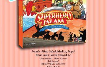 Superhero Islam