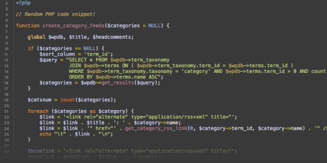 Hasil gambar untuk php syntax