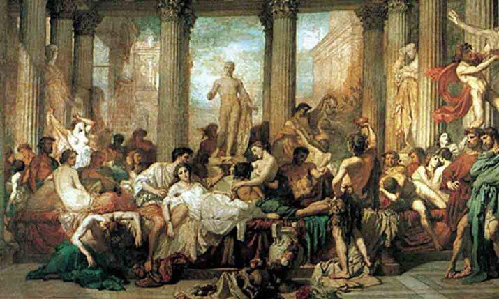 Άνοδος και πτώση Πολιτισμών- Τα 8 στάδια – Σε ποιο βρίσκεται σήμερα η Ελλάδα