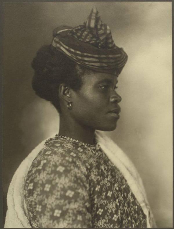 Guadeloupean-woman