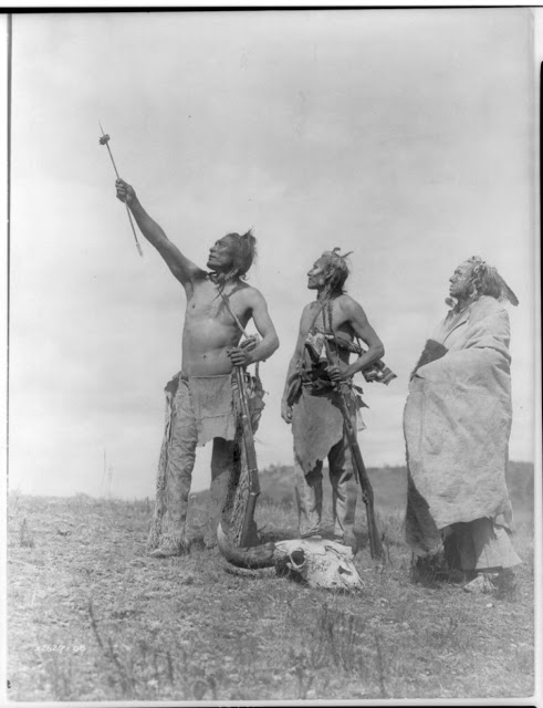 North American Indian Photographs, c (10)