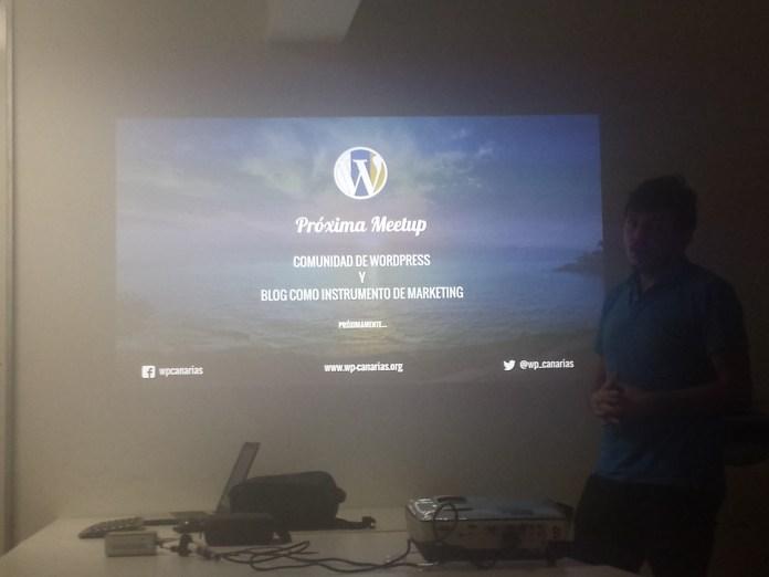 Próximo encuentro Wordpress previsto en el Instituto César Manrique. Síguenos en Meetup : https://www.meetup.com/es-ES/Meetup-WordPress-Santa-Cruz-de-Tenerife