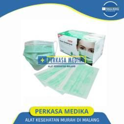 Masker Bedah Karet / Masker Medis Earloop 3PLY Onemed di Perkasa Medika Malang
