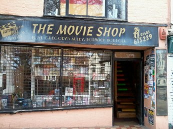 The Movie Shop