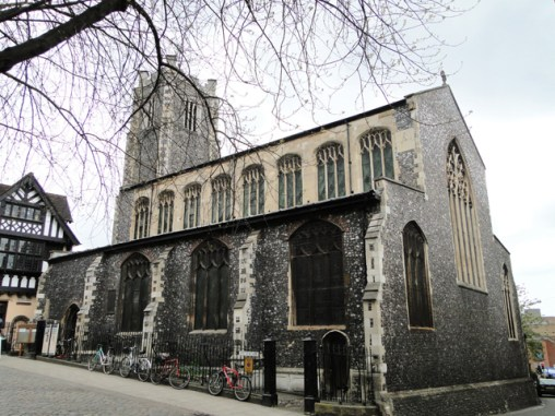 Church of St John Maddermarket