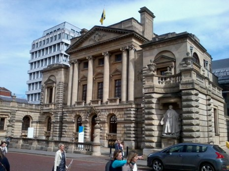 Norwich Union Offices, Surrey Street