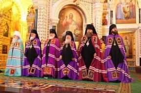 Bearded Men in Dresses