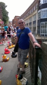 Me and the Ducks