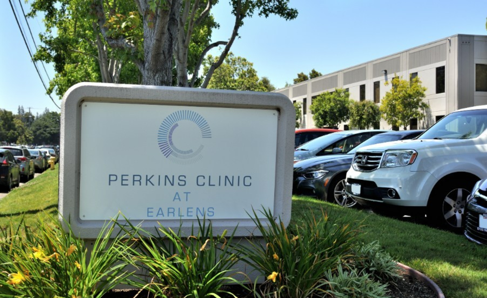 Perkins Clinic Front