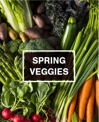 Spring CSA Share