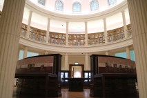 Library at National Gallery