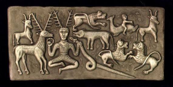 The horned man (Gundestrup Cauldron)