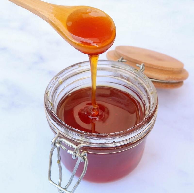 Caramel liquide (qui ne durcit pas)