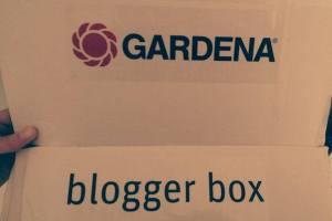 gardena bloggerbox