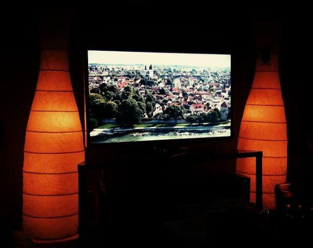 Und abends hieß es dann noch Couch und Tatort mit der Perlenoma. Gemütlich.