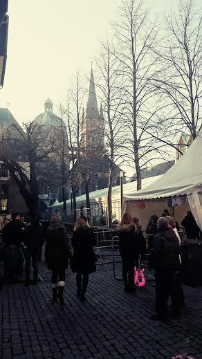 Danach bin ich in die Stadt nach Aachen gefahren um ein wenig zu shoppen.