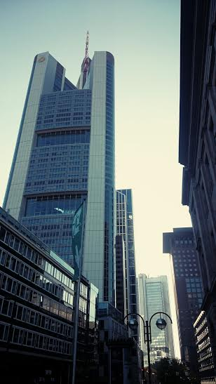 Frankfurt am Main ist schon eine ziemlich coole Stadt.