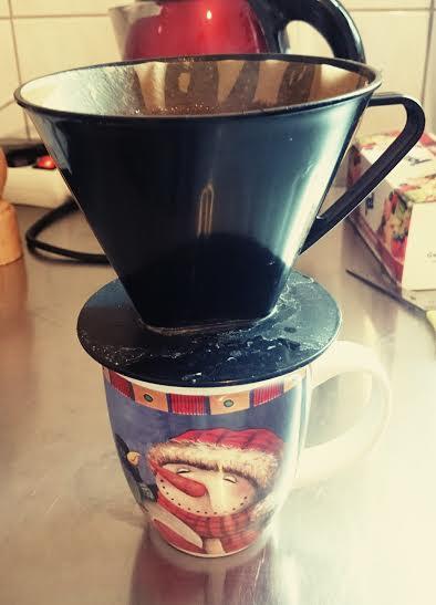 Lecker Kaffee!