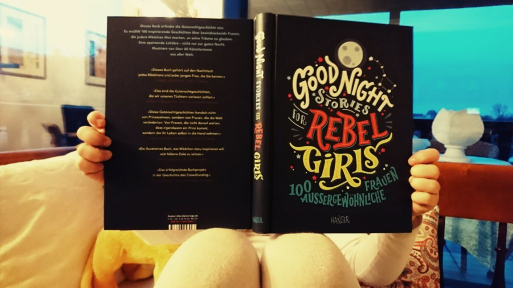 Perlenmama Good Night Stories For Rebel Girls Buch Große Buchliebe