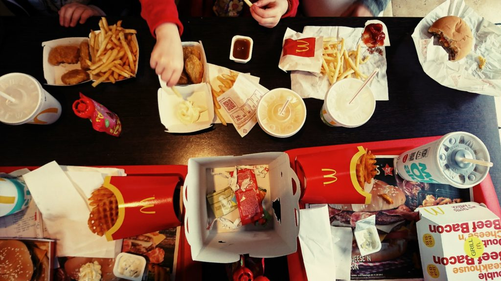 Perlenmama Fast Food Goldene Möwe