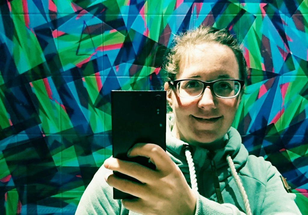 Perlenmama Selfie Hugodrom Badezimmer Remscheid Hudora