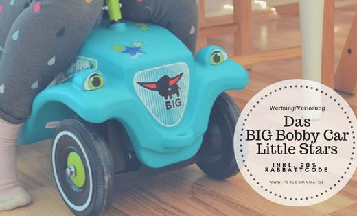 Bobby Car, BIG, Little Stars, Perlenmama