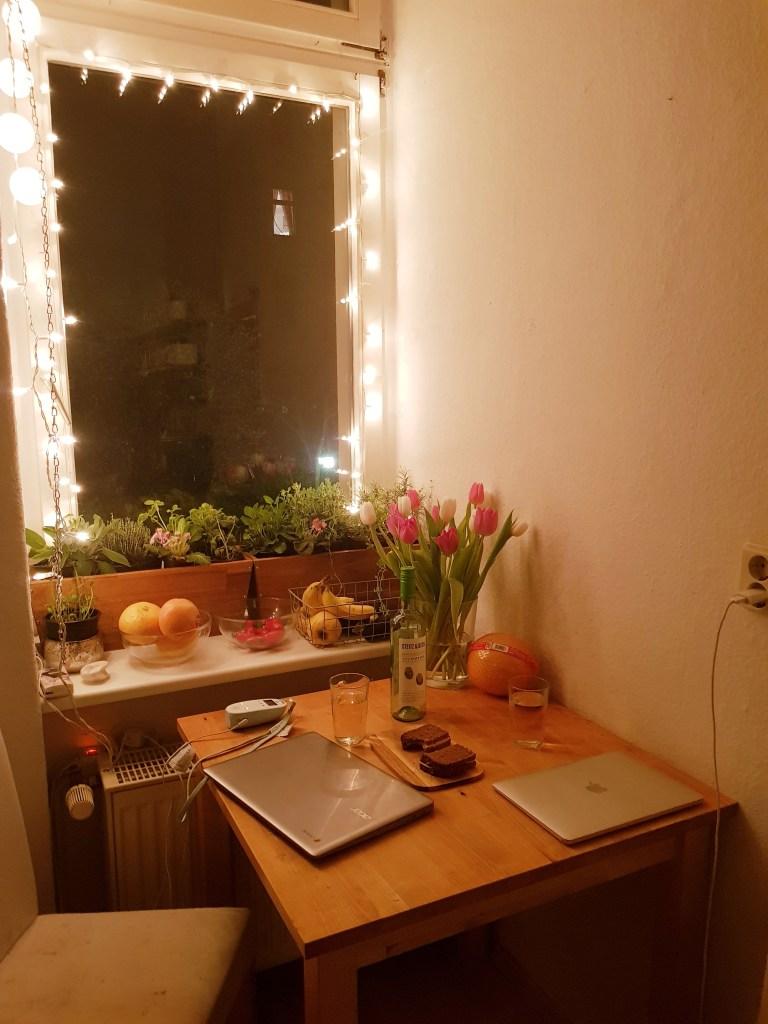 Co-working, Bloggerleben, Planning Mathilda, Perlenmama