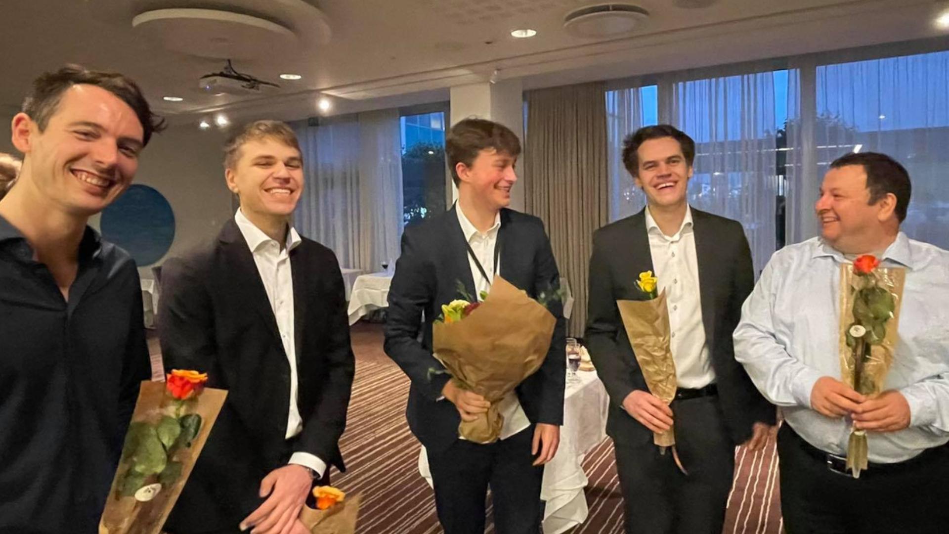 Fünf von sieben Deutschen kamen durch / Vize-Europameister sucht Sponsoren