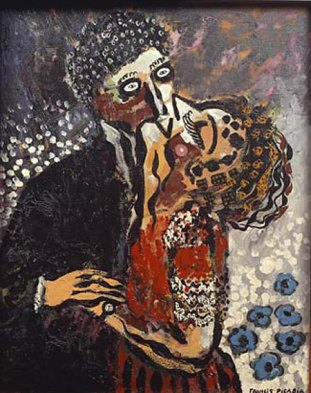 Francis Picabia - Le baiser