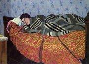Félix Vallotton - Femme endormie 1899