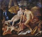 Poussin - Vénus et Mercure -1626-27