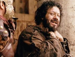 Barabasz –  Pietro Sarubbi, nawrócony spojrzeniem Jezusa