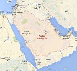 Muhammad z Arabii Saudyjskiej oddaje życie Jezusowi