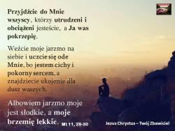 Przyjdź do Jezusa