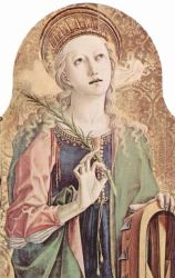 Sw Katarzyna  z Aleksandrii