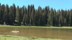 Nad jeziorami Bloomington i Gibson siedzimy sobie:)