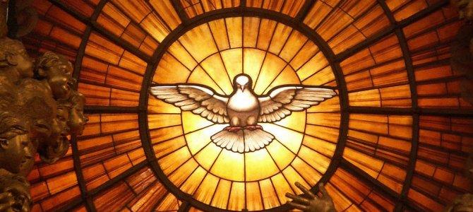 Ludzie posyłani przez Ducha współcześnie – film Duch