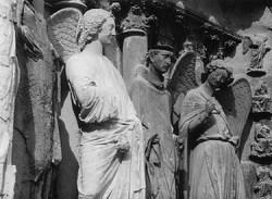 Katedra Aniołów. Reims