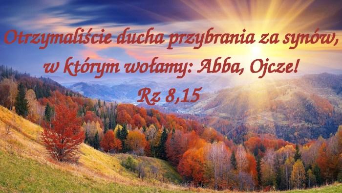 Nasz Ojciec, Bóg!