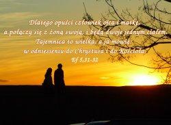 Bądźcie sobie wzajemnie poddani w bojaźni Chrystusowej!