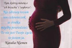 Natalia Niemen wobec aborcjonistek