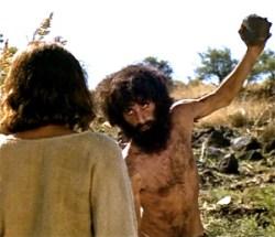 Powiedział mu bowiem: Wyjdź, duchu nieczysty, z tego człowieka.
