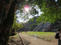 Ruiny miasta Majów – Palenque w Meksyku