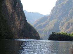 Kanion Sumidero Meksyk