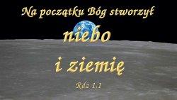 A widział Bóg, że były dobre…